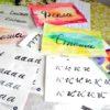 Как научить ребенка красиво писать: хорошие дистанционные курсы по коррекции почерка